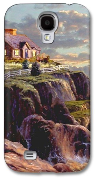 Last Light Segment 1 Galaxy S4 Case by Ron Chambers