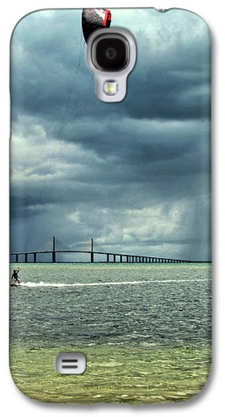 Last Run Before The Storm Galaxy S4 Case by John Trommer