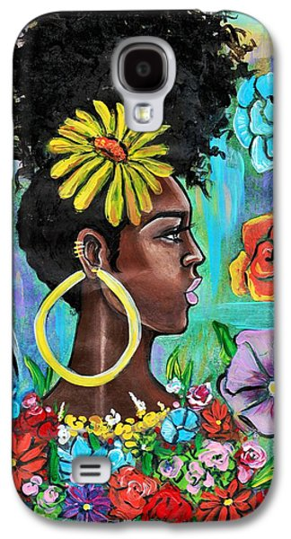 Galaxy S4 Case - Late Bloomer by Artist RiA