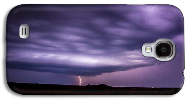 Nebraskasc Galaxy S4 Case - Late July Storm Chasing 033 by NebraskaSC