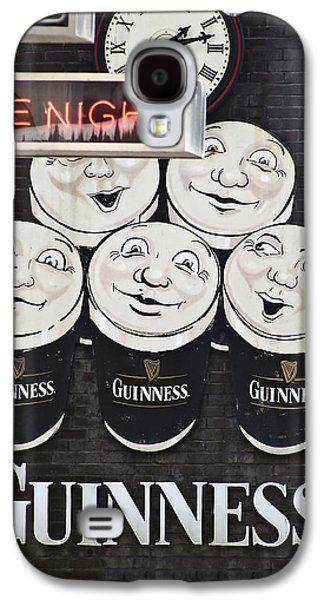 Late Night Guinness Limerick Ireland Galaxy S4 Case