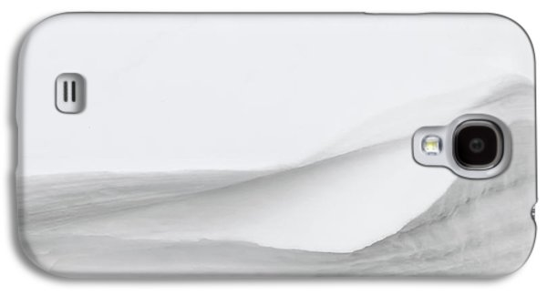 Layers Of Snow Galaxy S4 Case
