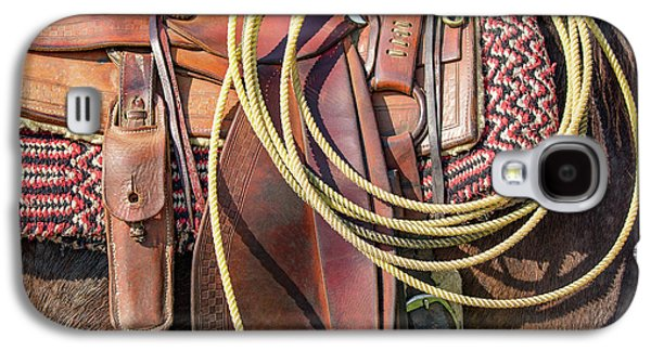 Layers Of Tack Galaxy S4 Case by Todd Klassy