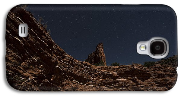 Layers Of Time Galaxy S4 Case by Melany Sarafis