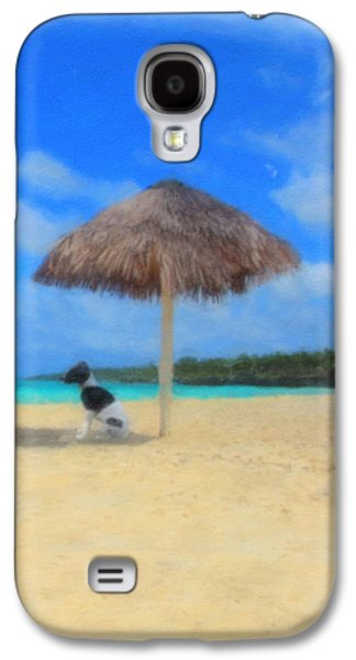 Lazy Afternoon Galaxy S4 Case
