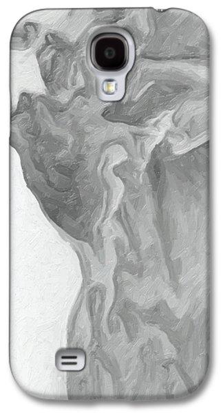 Lazy Boy Galaxy S4 Case by Joaquin Abella