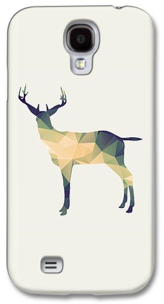Le Cerf Galaxy S4 Case by Taylan Apukovska
