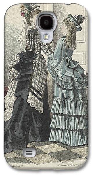 Le Journal Des Dames Et Des Demoiselles Galaxy S4 Case