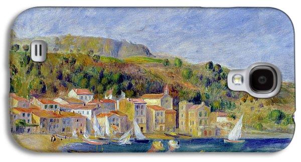 Le Lavandou Galaxy S4 Case by Pierre Auguste Renoir