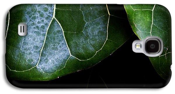 Leaf Galaxy S4 Case