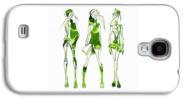 Leafy Green Salad Dressing Galaxy S4 Case