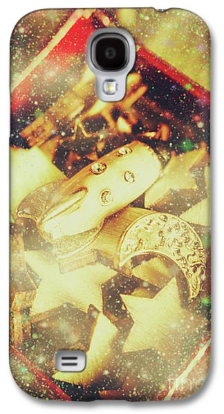 Learning The Magic Of Stars And Space Galaxy S4 Case by Jorgo Photography - Wall Art Gallery