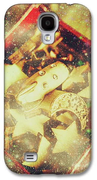 Magician Galaxy S4 Case - Learning The Magic Of Stars And Space by Jorgo Photography - Wall Art Gallery
