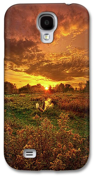 Leave A Light On Galaxy S4 Case