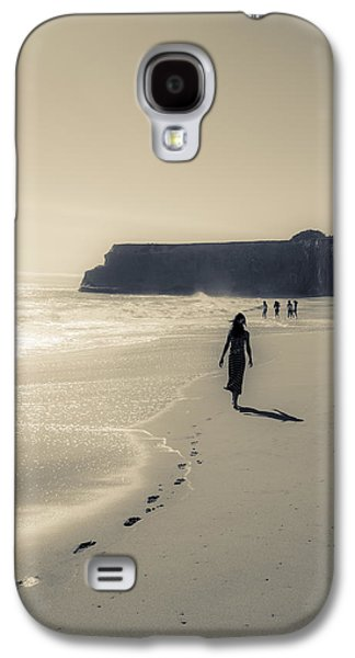 Leave Nothing But Footprints Galaxy S4 Case