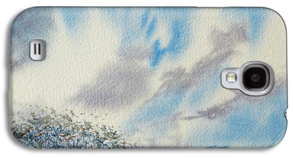 The Blue Hills Of Summer Galaxy S4 Case
