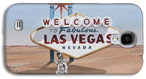 Leaving Las Vegas Galaxy S4 Case