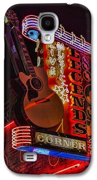 Legends Corner Nashville Galaxy S4 Case