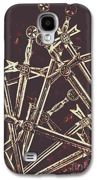 Legion Of Arms Galaxy S4 Case
