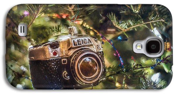 Leica Christmas Galaxy S4 Case by Scott Norris