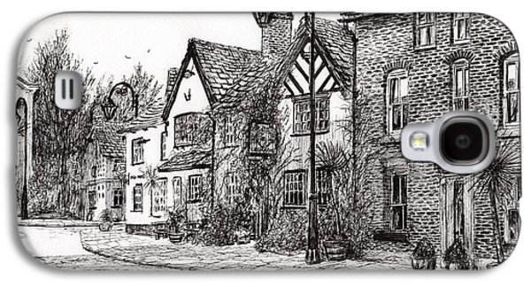 Leigh Arms Prestbury Galaxy S4 Case by Vincent Alexander Booth