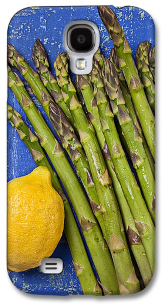 Lemon And Asparagus  Galaxy S4 Case by Garry Gay