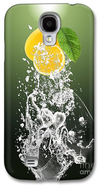 Lemon Splast Galaxy S4 Case