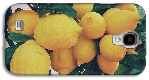 Lemon Tree Galaxy S4 Case by Happy Home Artistry