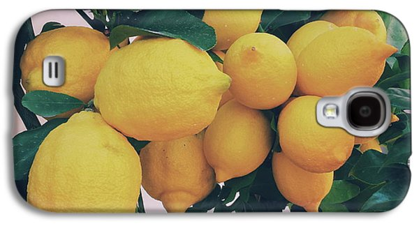 Lemon Tree Galaxy S4 Case