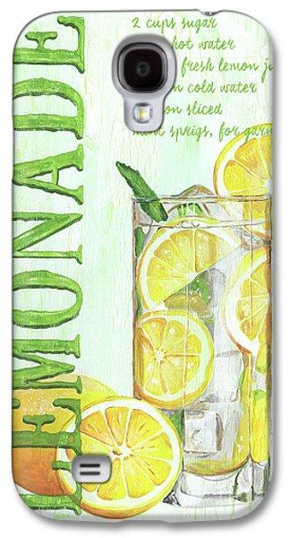 Lemonade Galaxy S4 Case by Debbie DeWitt