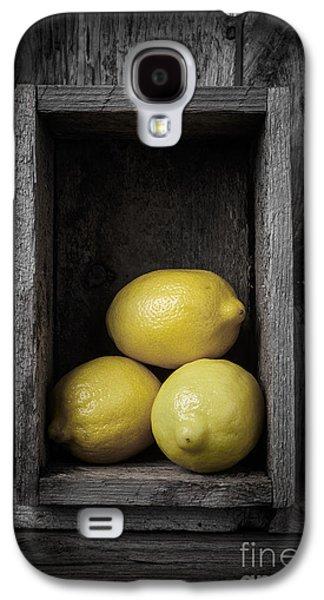 Lemons Still Life Galaxy S4 Case