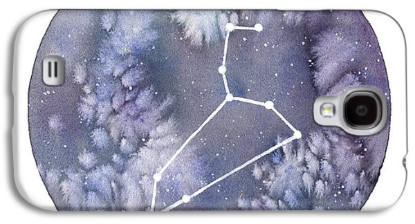 Leo Galaxy S4 Case by Stephie Jones