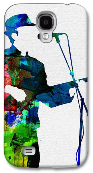Leonard Watercolor Galaxy S4 Case