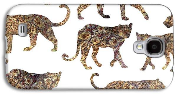 Leopards Galaxy S4 Case by Varpu Kronholm