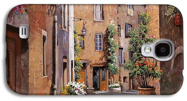 Les Tourrettes Galaxy S4 Case by Guido Borelli