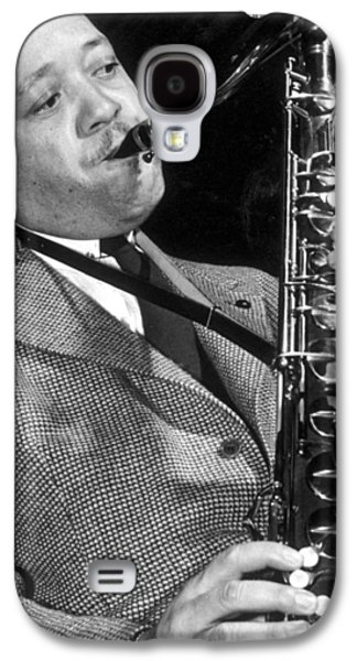 Lester Young  Galaxy S4 Case by American School