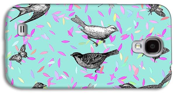 Let It Fly Galaxy S4 Case by Gloria Sanchez