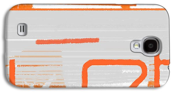 Let Galaxy S4 Case by Naxart Studio