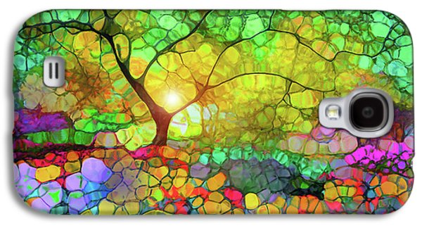Let This Light Bring You Home Galaxy S4 Case by Tara Turner