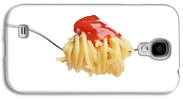 Let's Have A Pasta With Ketchup Galaxy S4 Case