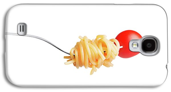 Let's Have A Pasta With Tomato Galaxy S4 Case