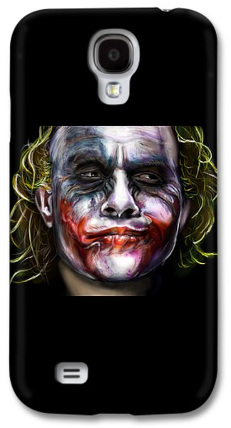Let's Put A Smile On That Face Galaxy S4 Case by Vinny John Usuriello