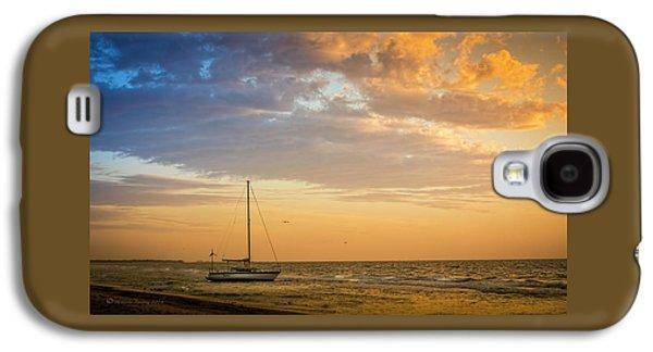 Let's Sail Away Galaxy S4 Case
