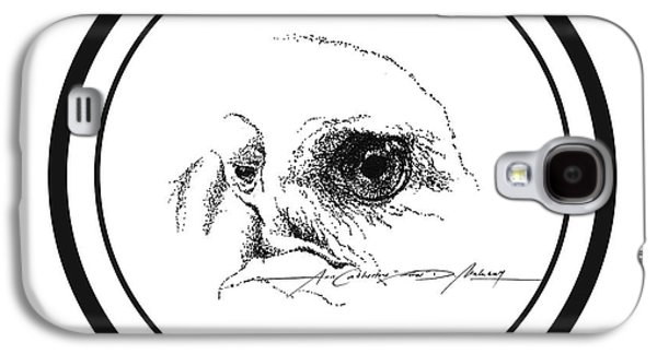 Liberty  Galaxy S4 Case by Roa Malubay