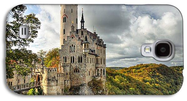 Lichtenstein Castle Galaxy S4 Case