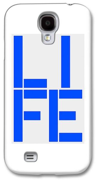 Life Galaxy S4 Case