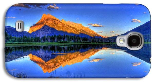 Life's Reflections Galaxy S4 Case by Scott Mahon