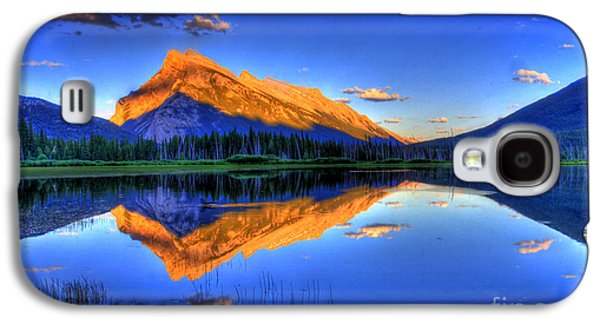 Mountain Galaxy S4 Case - Life's Reflections by Scott Mahon