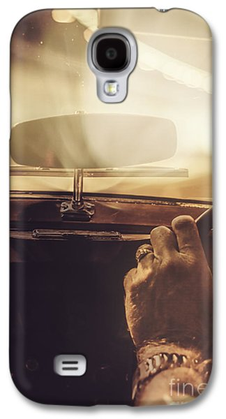 Light At The End Of The Tunnel  Galaxy S4 Case by Jorgo Photography - Wall Art Gallery
