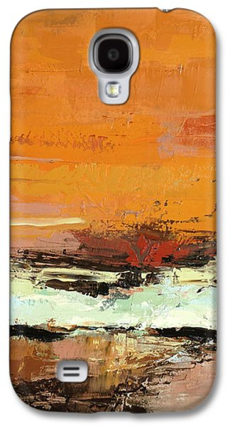 Light On The Horizon Galaxy S4 Case by Nathan Rhoads